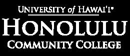 University of Hawaii Honolulu Community College logo